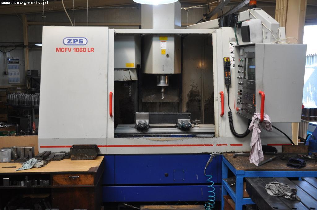c and c milling machine